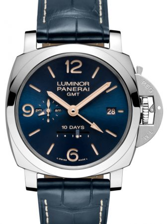 Luminor Marina 1950 10 Days GMT Automatic Acciaio PAM00689