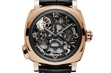 Часы Officine Panerai Radiomir 1940 Minute Repeater Carillon Tourbillon GMT
