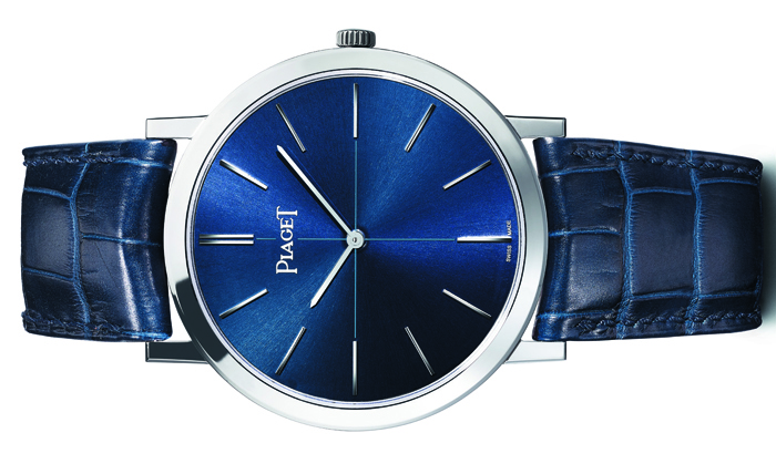 Часы Piaget Altiplano 60th Anniversary Collection 38 mm