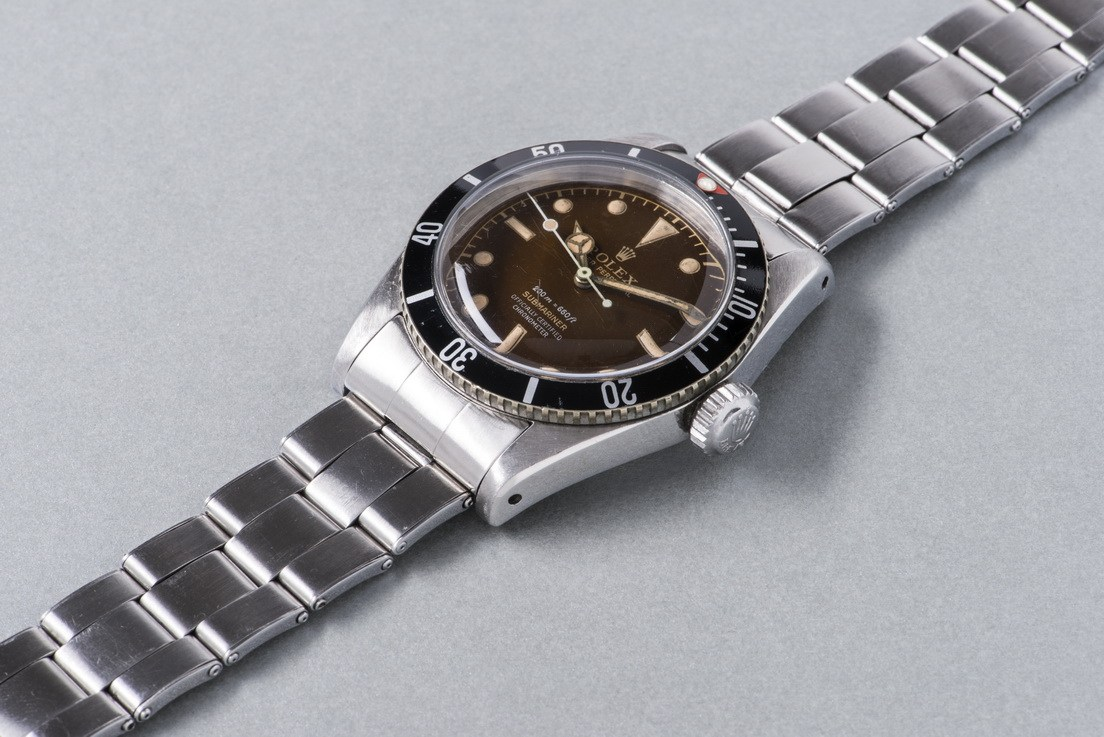"ROLEX 6538 ""James Bond"" Submariner 4-Liner"